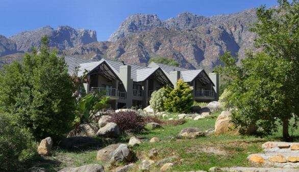 Guesthouse in Südafrika
