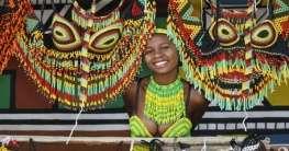 Zulu Frau