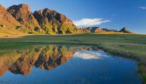 Gewässer in Südafrika