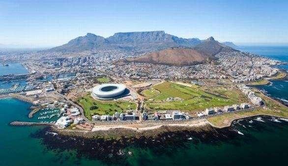 Kapstadt - westliche Metropole in Südafrika