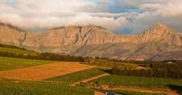 Landschaft in Südafrika