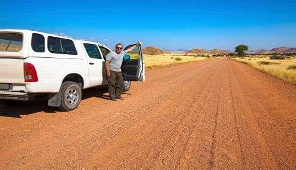 Mietwagen in Südafrika